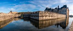 Vaux Le Vicomte (fetisov62) Tags: castles eau ciel chateau palaces cottages statelyhomes manorhouses