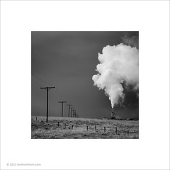 Geothermal Power Plant, Iceland (Ian Bramham) Tags: photo iceland power geothermal ianbramham