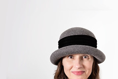 How a hat makes you feel is what a hat is all about... (~ cynthiak ~) Tags: selfportrait hat h selfie 39366 366days hisforhat day39366 366the2016edition 3662016 3651for2016 februarysalphabetfun2016edition 8feb16