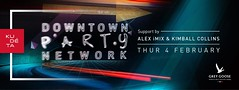 02-04-16 KU D TA Bangkok Presents Downtown Party Network (clubbingthailand) Tags: club thailand dj bangkok event kudeta clublife httpclubbingthailandcom