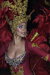 Beauty girl Carnaval 2 (Antonio Matamoros) Tags: carnival people espaa girl beauty smile face persona dance spain dancing sony young murcia carnaval joven sel1650 sonya6000
