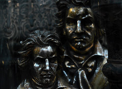 Beethoven (Martin van Duijn) Tags: von beethoven angry ludwig