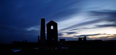 Magpie Mine at dusk (Mrs Scattercushion) Tags: sunset mine dusk district peak magpie