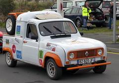 Renault 4L (Thethe35400) Tags: auto car automobile pickup voiture renault coche bil carro 4l r4 bll cotxe