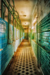 The Shower (trx_850) Tags: abandoned beauty shower decay hdr lostplace lzb lte