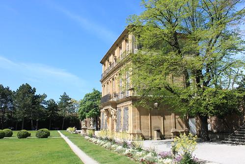 Pavillon Vendôme Aix© C.Chillio - CRT PACA