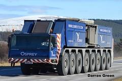 OSPREY LIEBHERR LG 1750 OX06 ZCF (denzil31) Tags: lg bms 1750 ltd osprey a9 moy liebherr zcf allelys heavycranes liebherrcranes transbiaga ox06 heavyliftengineers heavycranedivision