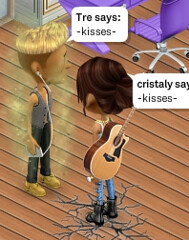 Tre <3 (Cristaly_jakins (smallworlds)) Tags: bae