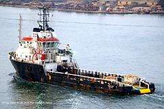 Ocean Cairo (andreasspoerri) Tags: portsaid aegypten versorger imo8517633 jisselflietridderkerk oceancairo smitlloyd55