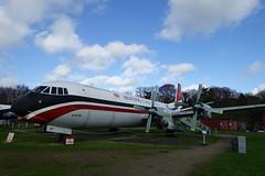Vickers Vanguard Aircraft (julius_agricola35) Tags: england brooklands vickersvanguard