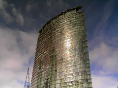 Reflected Architecture (Yannis_K) Tags: sky reflection building architecture skyscraper blueskies olympusc765uz yannisk