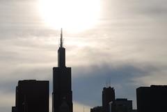 Chicago Afternoon Skyline