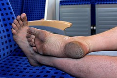 dirty city feet 197 (dirtyfeet6811) Tags: feet barefoot soles filthyfeet cityfeet