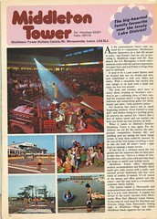 Pontins Brochure 1976 - Middleton Tower (trainsandstuff) Tags: summer retro 1970s 1976 pontins holidaycamp holidaybrochure middletontower summerbrochure