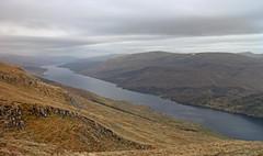 Loch Arkaig (RoystonVasey) Tags: mountain canon eos scotland zoom m 1855mm stm loch corbett arkaig sgurr bheinn fraoch strathan mhurlagain