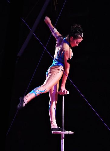 Elegant Acrobatics