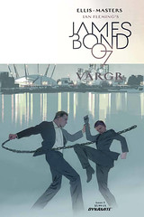 Preview: James Bond #5 (All-Comic.com) Tags: comics dynamite warrenellis jamesbond previews allcomicpreviews jasonmasters domreardon allcomic