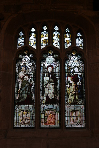 Bradford Cathedral Windows