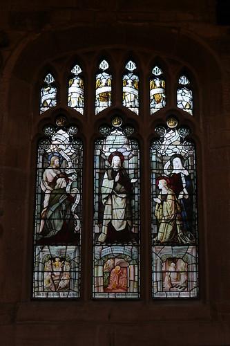 Bradford Cathedral Windows