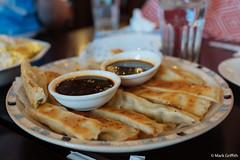 Fried Dumplings (Mark Griffith) Tags: lunch utah chinesefood saltlakecity taiwanfood sonyrx1m2 mom'skitchen 20160317dsc03810