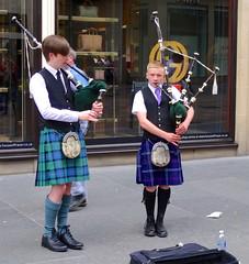 Kilted Pipers Lewis & Rory playing , Glasgow . (DanoAberdeen) Tags: kilties buskers scots local celebrity sonycamera kilts streetperformer kiltedpiper glasgowcity buchananstreet touristscotland riverclyde scottishpiper glasgowbuskers pipers lewis rory busker busking bagpipes tartan kilted buchanan street argyll piper dano kilt male man hunk performers young talent xfactor bonnyscotland scotsman scotsmen scotch gb uk british britain saltire holiday vacation candid amateur fashion schotland iskoçya skottland schottland albain шотландия škotija