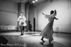 DSC_0182 (imramianna) Tags: show portrait people bw female dance university theatre performance ukraine uman visavis musicalperformance contemp