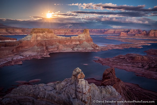 Lake Powell Moonrise