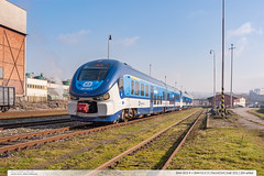 844.003-4 + 844.013-3 | Os14214 | tra 331 | Zlin-sted (jirka.zapalka) Tags: winter train czech cd os zlin stanice trat331 rada844