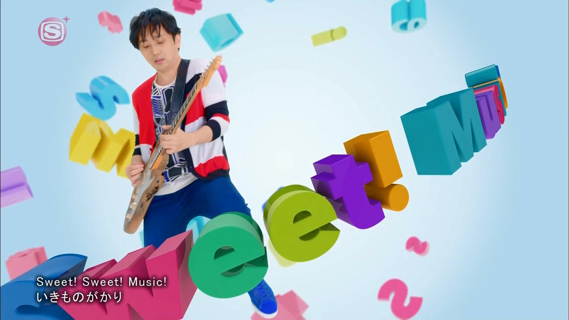 2016.03.16 いきものがかり - Sweet! Sweet! Music!(SSTVPlus).ts_20160316_231300.556