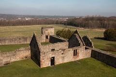 Craigmillar Castle (27) (Bill Cumming) Tags: castle scotland edinburgh ruin historicscotland 2016 craigmillar