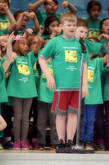 2016-04-07 (37) Fred D ES 2nd grade show (How Does Your Garden Grow) afternoon (JLeeFleenor) Tags: kids youth photography virginia kid photos performance indoors va elementaryschool inside leesburg 2ndgrade frederickdouglass loudouncounty youthactivities