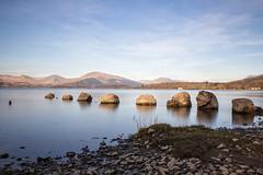 Milarrochy Bay Rocks (Rossco156433) Tags: nature water landscape rocks loch lochlomond milarrochybay thetrossachsnationalparkscotland