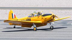 Fairchild PT-26-FA Cornell I RAF EW400 N9165H (ChrisK48) Tags: airplane aircraft dvt phoenixaz cornelli kdvt m62a3 n9165h phoenixdeervalleyairport fairchildpt26fa rafew400 usaaf4419347 cnt434459
