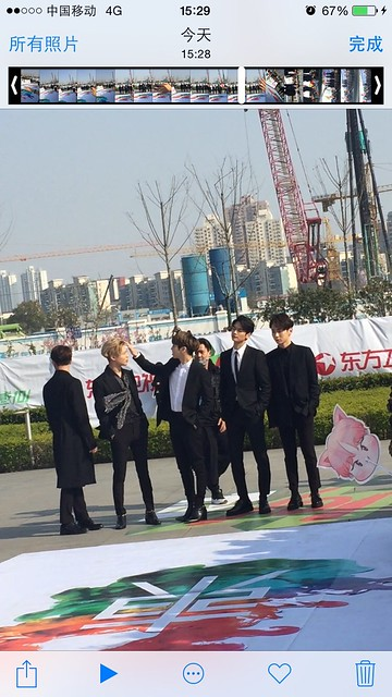 160328 ‎SHINee @ '23rd East Billboard Music Awards' 25852648380_f055104793_z