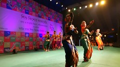 Bengal's daughter..... A Video (pallab seth) Tags: india children dance video dancer krishna schoolgirls kolkata equality radha westbengal danceperformance shubhamudgal rituparnoghosh mathuranagarpati