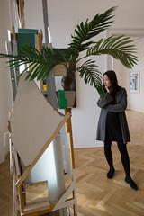 photoset: Galerie Halgand: Clemens Behr - Erst die gute Nachricht, bitte (26.2. - 23.4.2016)