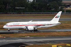 Abu Dhabi Amiri Flight (MO/AUH) / 787-800 / A6-PFC / 04-03-2016 / SIN (Mohit Purswani) Tags: travel canon photography singapore aircraft aviation transport uae mo landing abudhabi sin 7d planes boeing arrival changi airlines amiri runway unitedarabemirates changiairport spotting auh canon100400 widebody taxiway planespotting 787 b787 wsss 100400 civilaviation 788 dreamliner aviationphotography jetphotosnet jetphotos boeing787 singaporechangi abudhabiamiriflight b788 787800 amiriflight canon7d executivetransport widebodyaircraft boeing787800 ahkgap governmentflight a6pfc