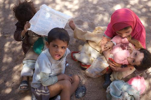 Yemeni destruction, From FlickrPhotos