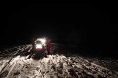 Pitch Dark (s a n y a) Tags: norway landscape arctic snowcapped adventure northern tromso