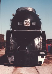 N&W    #611 (Chicago Rail Head) Tags: nw nostalgia steamlocomotive 484 steamexcursion classicsteam lovingrestored