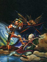 Hold_Up (Count_Strad) Tags: game art artwork dragons adventure cover add rpg dd module dungeons tsr