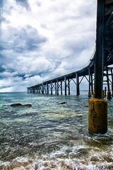 Catherine Hill Bay wharf (Anders V) Tags: pier australia mining wharf newsouthwales coal catherinehillbay
