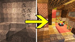 Transforming Redstone Cave Map 1.8.9/1.8 (KimNanNan) Tags: game video 3d games online minecraft