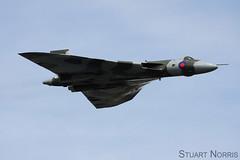 Vulcan XH558 G-VLCN (stu norris) Tags: aviation airshow vulcan avro ffd fairford riat xh558 egva gvlcn riat2015