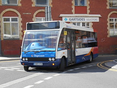 Stagecoach in South Wales 47202 (welsh bus 16) Tags: southwales newport solo stagecoach optare 47202 cn05ksx