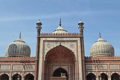 Jama Masjid (cn174) Tags: india delhi mosque masjid newdelhi shah jahan jama jamamasjid shahjahan mughal masjidijahnnum
