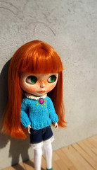 9 (Hongse_m) Tags: for doll sale ooak blythe custom bulma