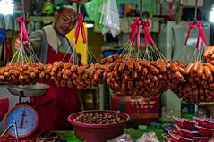 Chorizo (benchorizo) Tags: street food philippines markets sausages chorizo iloilo banias longganisa benchorizo