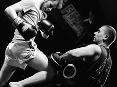 Muay Thai Training (michelematteipetrolhead) Tags: training bn thai gym biancoenero muaythai allenamenti