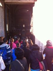 """19.03.2016 Le famiglie di 4 elem. in pellegrinaggio alla Porta Santa di S.Ambrogio con festa finale dei papà_1 • <a style=""""font-size:0.8em;"""" href=""""http://www.flickr.com/photos/82334474@N06/26230338220/"""" target=""""_blank"""">View on Flickr</a>"""